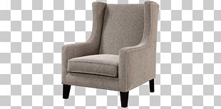 Wing Chair Recliner Eames Lounge Chair Furniture PNG
