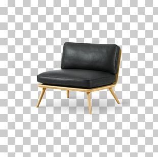 Eames Lounge Chair Fredericia Furniture Wing Chair Living Room PNG