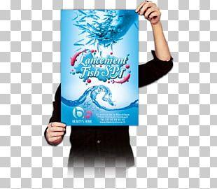 Poster Mockup Art Paper PNG