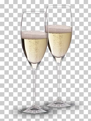 Champagne Glass Wine Glass Sparkling Wine PNG