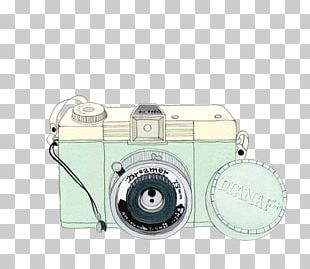Camera Drawing Photography Vintage Clothing Illustration PNG