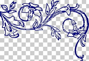 Decorative Borders Floral Ornament Decorative Arts PNG