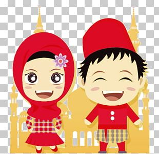 Eid Al-Fitr Holiday Lebaran PNG