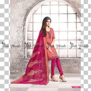 Fashion Design Silk Gown PNG