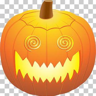 Jack-o'-lantern Pumpkin Halloween Winter Squash Cucurbita PNG
