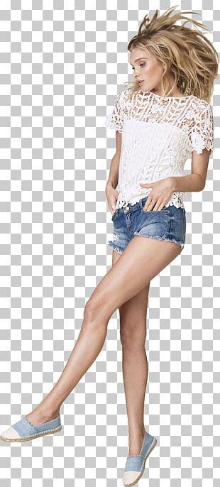 Elsa Hosk Model Fashion Art Photo Shoot PNG