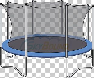Trampoline Safety Net Enclosure Jump King Jumping Vuly Trampolines PNG