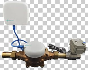 Water Heating Valve Leak Detection PNG