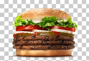 Whopper Hamburger Big King Veggie Burger Burger King PNG