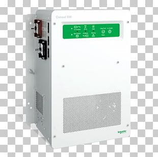 Battery Charger Power Inverters Schneider Electric Stand-alone Power System Solar Inverter PNG
