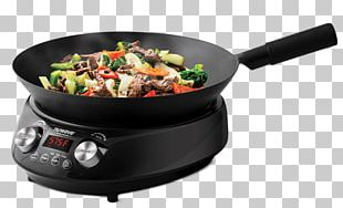 Slow Cookers Wok Frying Pan Induction Cooking NuWave PNG