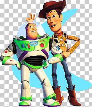 Toy Story Sheriff Woody Buzz Lightyear Jessie Tim Allen PNG