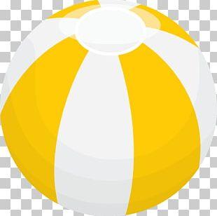 Yellow Ball PNG
