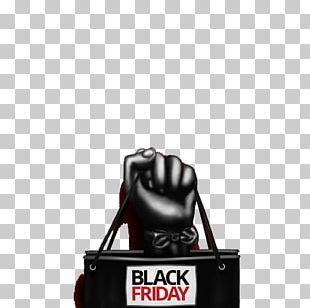 Poster Promotion Black Friday PNG