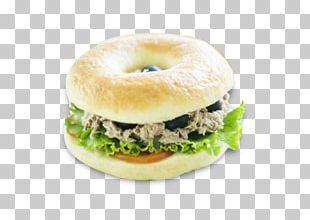 Bagel Salmon Burger Pan Bagnat Tuna Fish Sandwich BLT PNG
