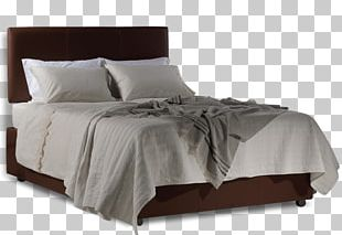 Bed Frame Platform Bed Mattress Couch PNG