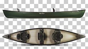 Old Town Canoe Kayak Paddle Paddling PNG