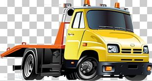 Car Tow Truck Towing Roadside Assistance PNG