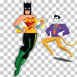 Wonder Woman Batman Flash Green Lantern Superhero PNG