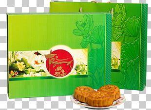 Mooncake Bánh Mid-Autumn Festival Food PNG
