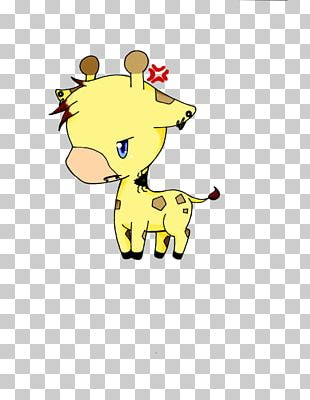 Northern Giraffe Drawing Cuteness Animal PNG