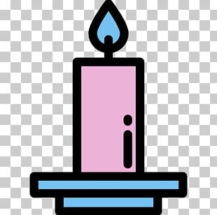 Light Candle Scalable Graphics Icon PNG