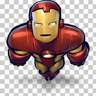 Iron Man Hulk War Machine Icon PNG