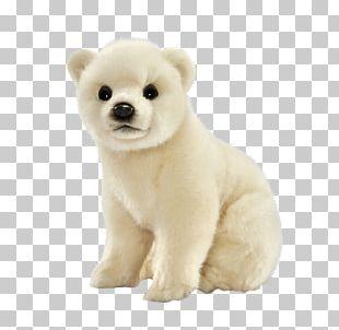 Polar Bear Stuffed Animals & Cuddly Toys Plush PNG