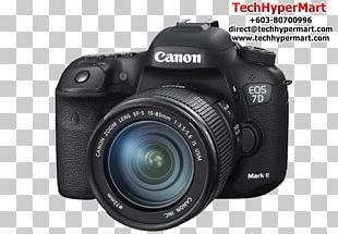 Canon EOS 7D Canon EOS 6D Mark II Digital SLR Canon EF-S 18–135mm Lens PNG