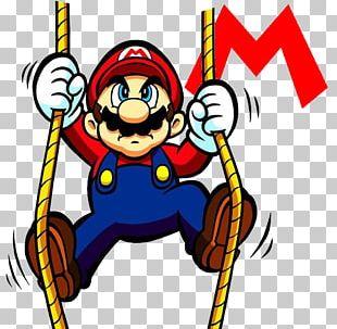 Mario Vs. Donkey Kong: Minis March Again! Mario Bros. PNG