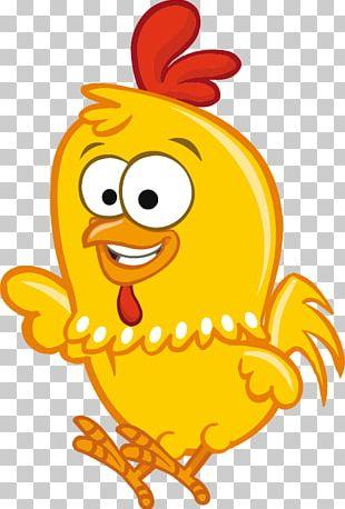 Rooster Chicken Galinha Pintadinha Cucarachita PNG