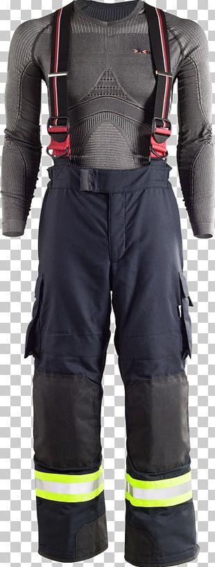 Fire Department Clothing Gore-Tex Überhose Schutzkleidung PNG