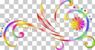 Drawing Rainbow PNG