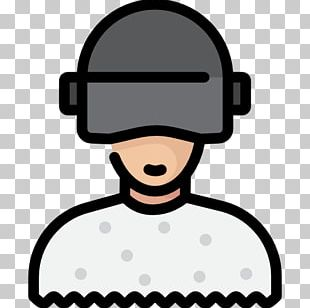 Human Behavior Headgear Cartoon Line PNG