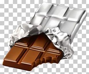 Chocolate Bar Molten Chocolate Cake Cocoa Bean PNG