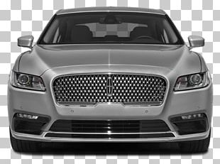2018 Lincoln Continental Black Label Car Vehicle Price PNG