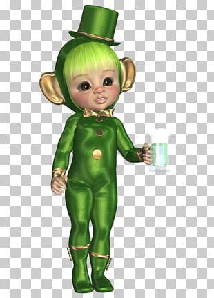 Green Costume Legendary Creature Animated Cartoon PNG