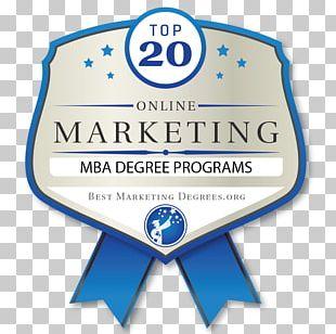 Digital Marketing Master Of Business Administration Online Degree Master's Degree PNG