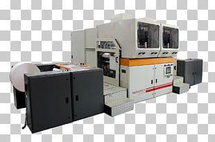 Printing Press Web Banner Advertising PNG