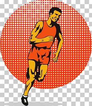 Running Marathon Stock Photography Illustration PNG