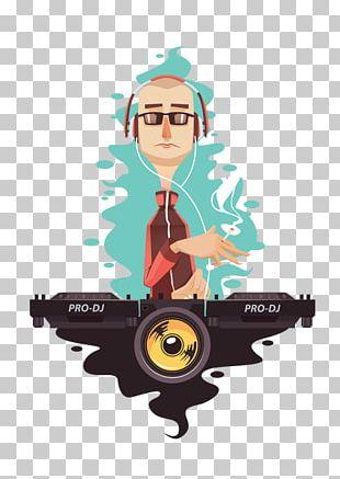 Disc Jockey Audio Mixers Music PNG