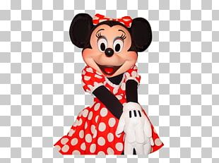 Minnie Mouse T-shirt Clothing Disguise Costume PNG