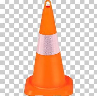 Adhesive Tape Traffic Cone Road Transport Orange PNG