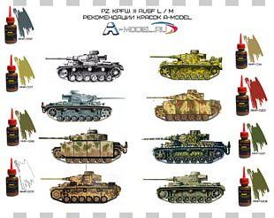 Tank Military Panzer III Panzerkampfwagen I Ausf. F PNG
