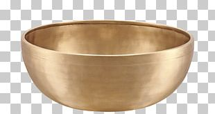 Standing Bell Bowl Meinl Percussion Gong Musical Instruments PNG