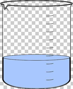 Beaker Laboratory Glassware Borosilicate Glass PNG