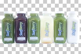 Cold-pressed Juice Juice Press Organic Food SurfBerry PNG