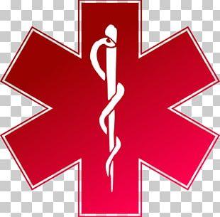 Emergency Medical Services Medicine Logo Star Of Life PNG