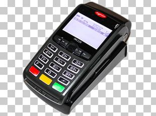 Feature Phone Payment Terminal Ingenico Point Of Sale Ogone PNG