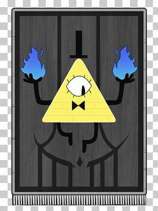 Gravity Falls: Journal 3 Cartoon 16 February Tapestry PNG